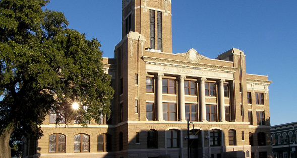 Johnson County building